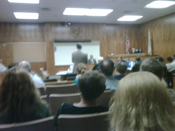081109 Weber testifies