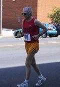 Higdon running