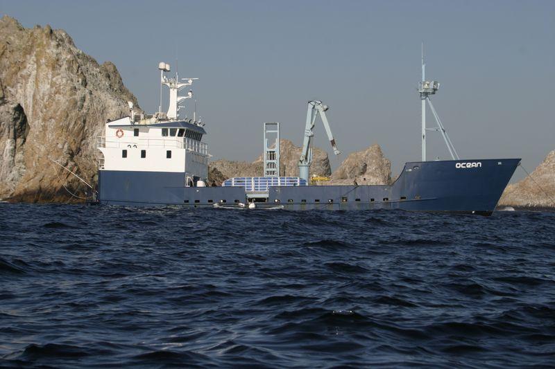 Farallones boat