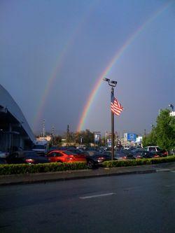 Burlingame Rainbow