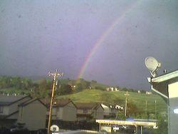 Milpitas rainbow