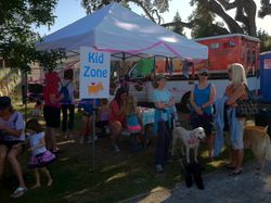 Woofstock Kid Zone
