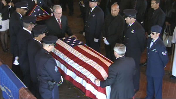 Firefighters-funeral